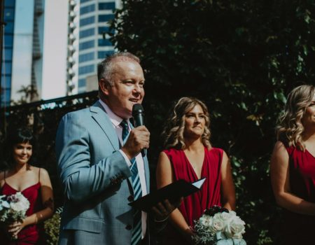 Perth's BEST marriage celebrant