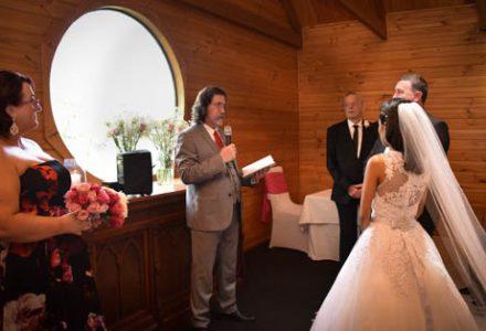 Colin Phillips Marriage Celebrant