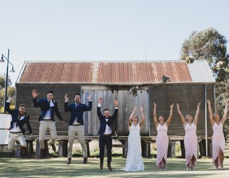 eynesbury homestead wedding 3