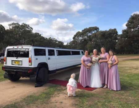 Canberra Hummer