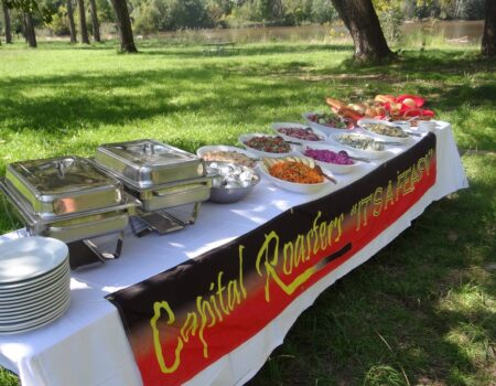 Capital Roast Catering
