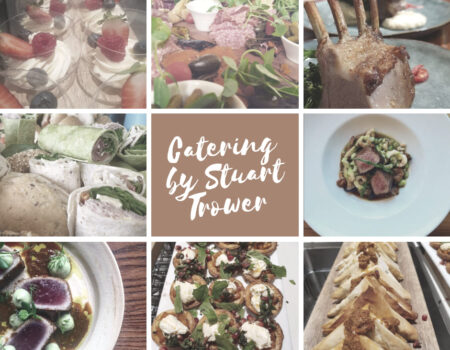 Catering by Stuart Trower