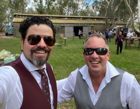 Eddie : Celebrant and MC in Perth