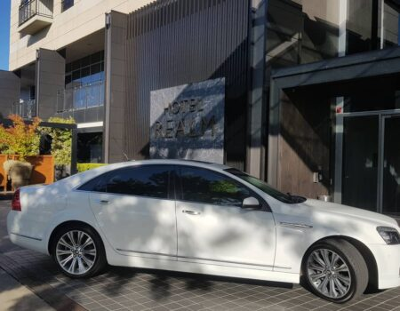 Executive Driving Service Canberra