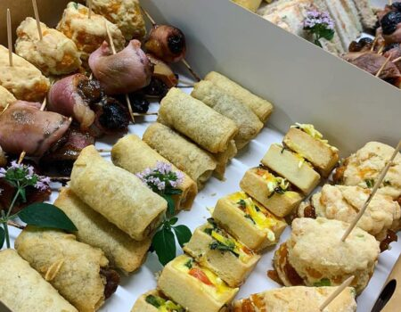 Hudsons Catering
