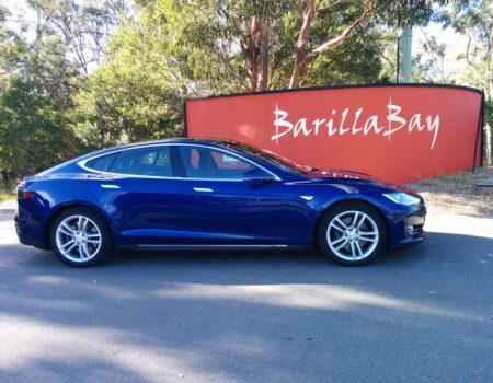 Tesla Limousines & Tours