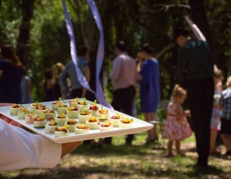 The Small Food Caterers