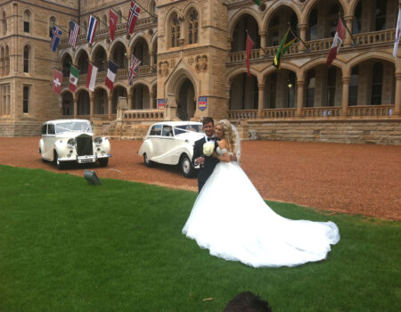 Variety Wedding Cars