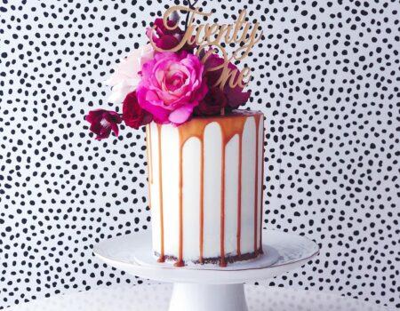 Petal + Peach Bespoke Cakery