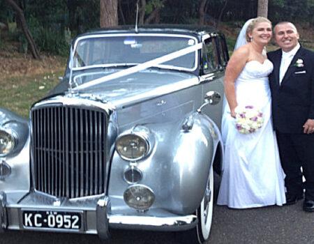 Silver Cloud Wedding Car Hire Sydney