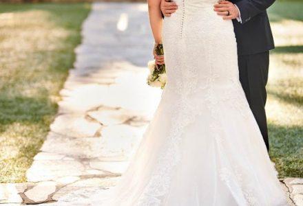 Tuscany Bridal Dress 8