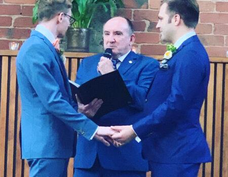Bronte Price – Melbourne's Gay Celebrant