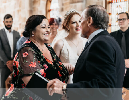Bill Scurry Marriage Celebrant