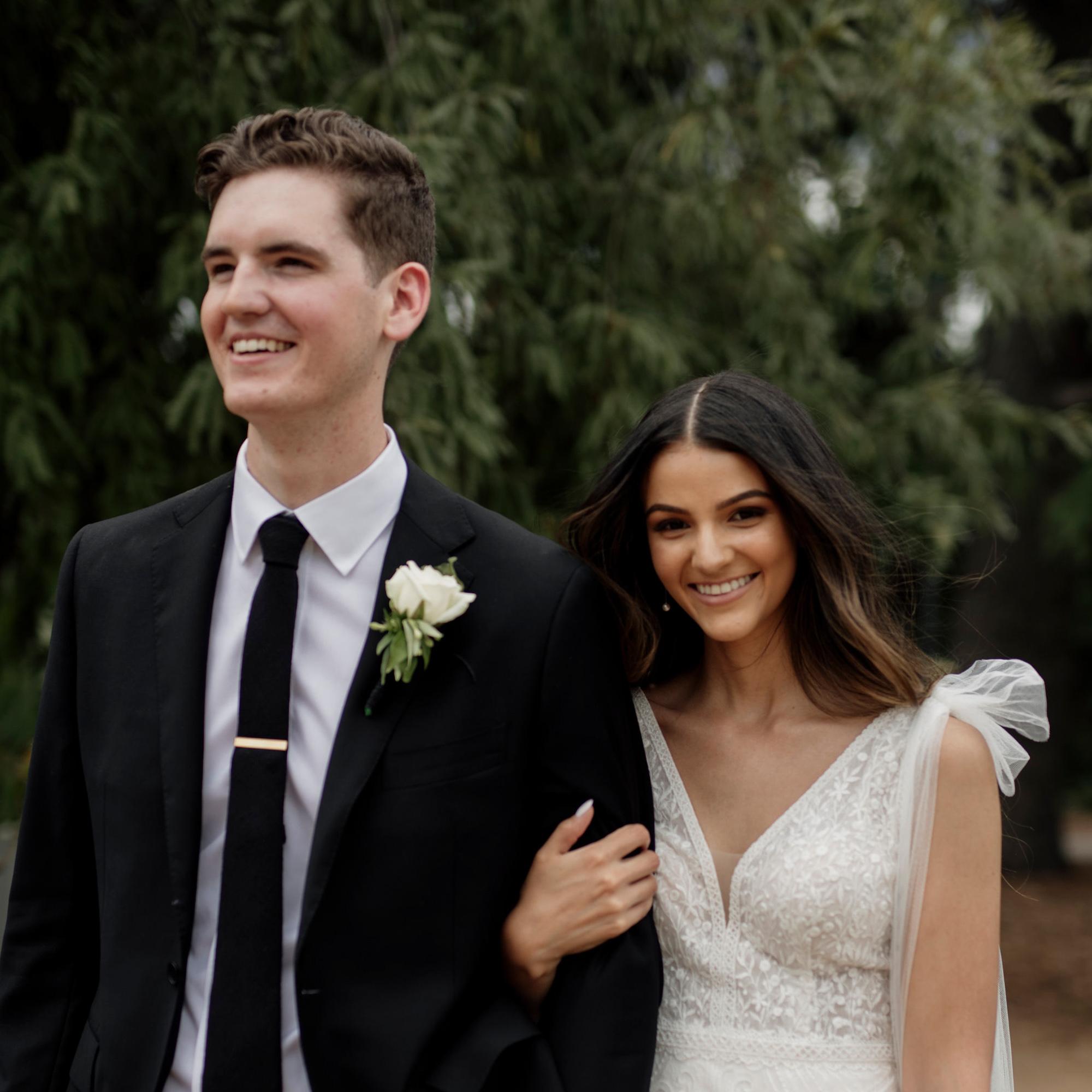 Olivia and Nathan