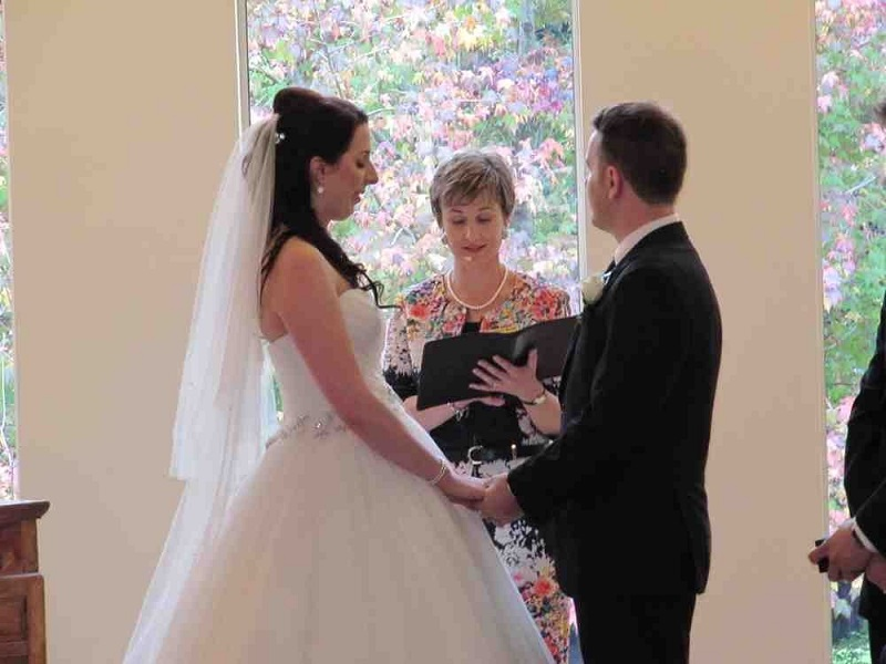 Elizabeth Wilkie marriage celebrant