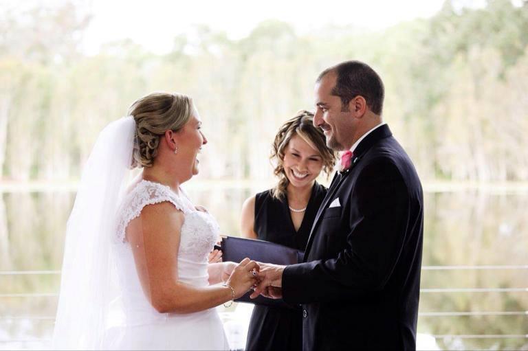Fiona Robertson marriage celebrant