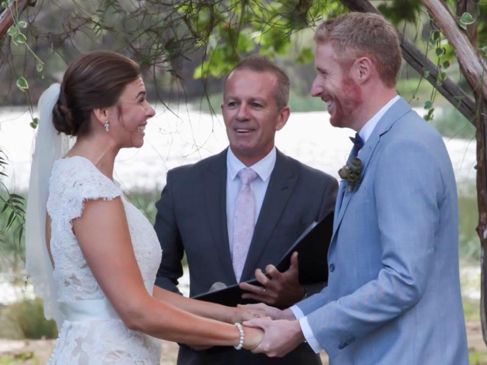 Garry Mooney marriage celebrant