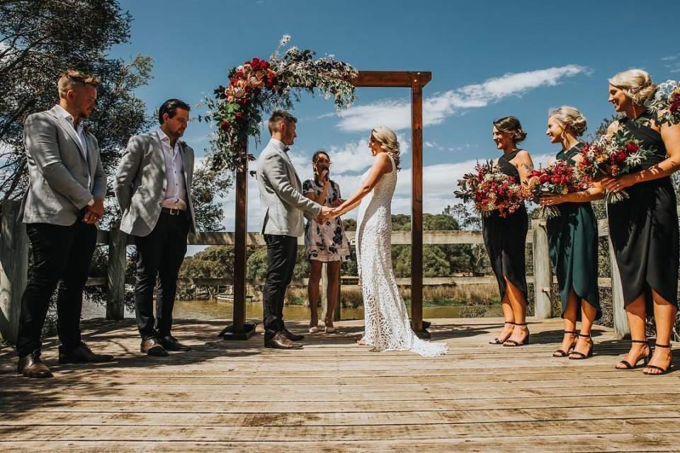 Hannah May Weddings