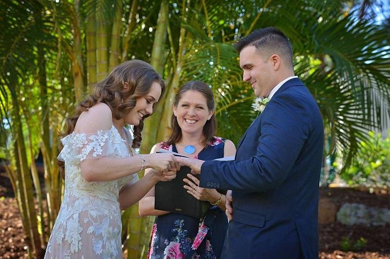 Ketrina Coffey marriage celebrant