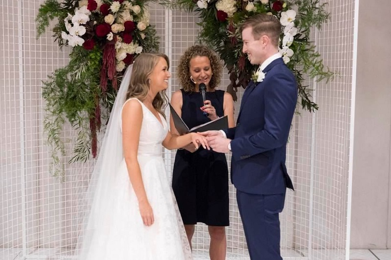 Michelle Kiernan marriage celebrant