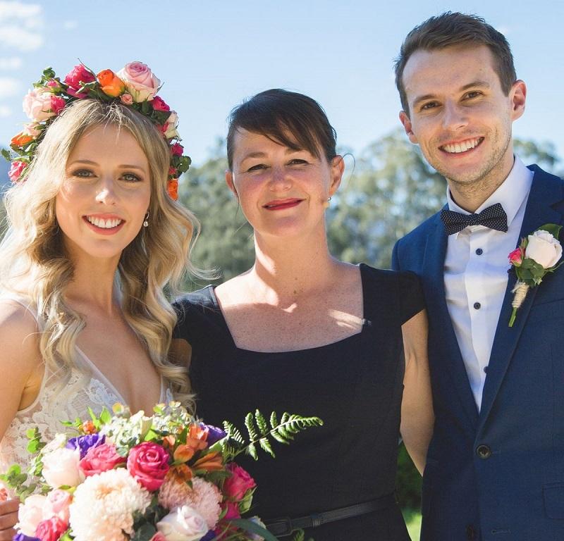 Naomi Korolew marriage celebrant