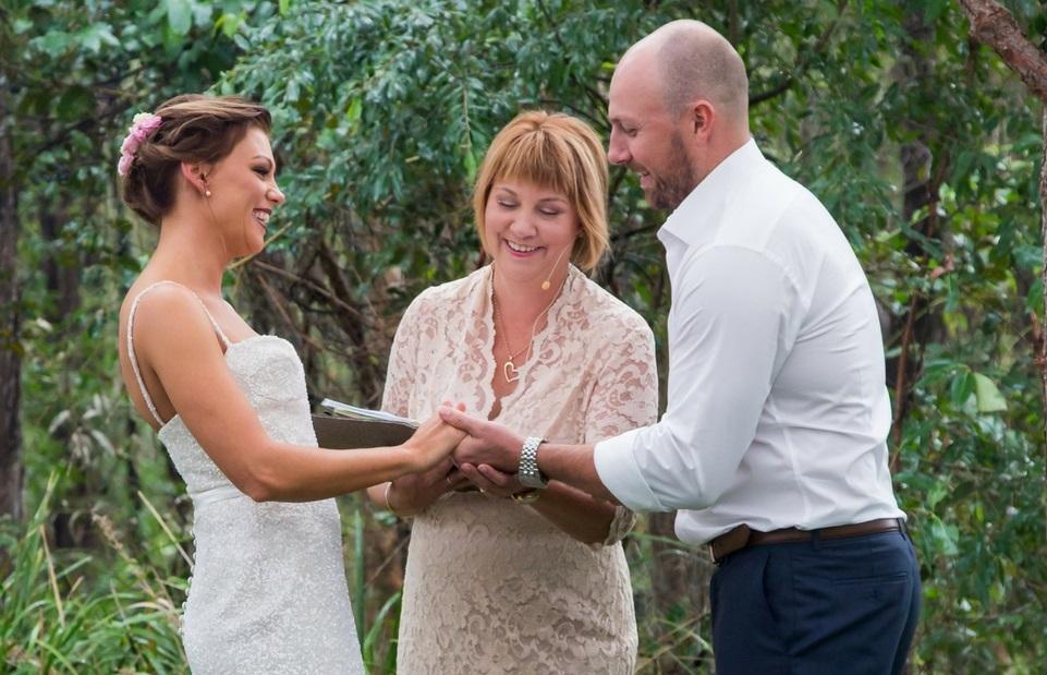 Paula Koda marriage celebrant