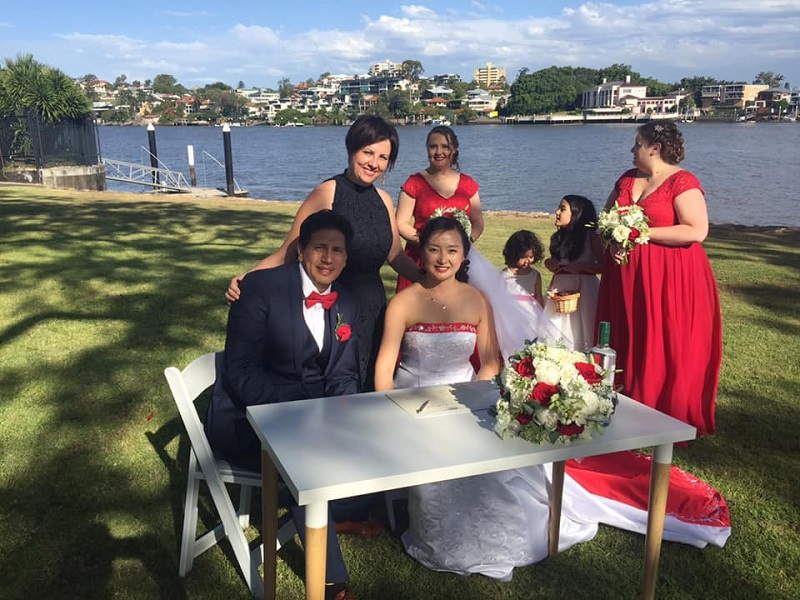 Renee Wilkins marriage celebrant