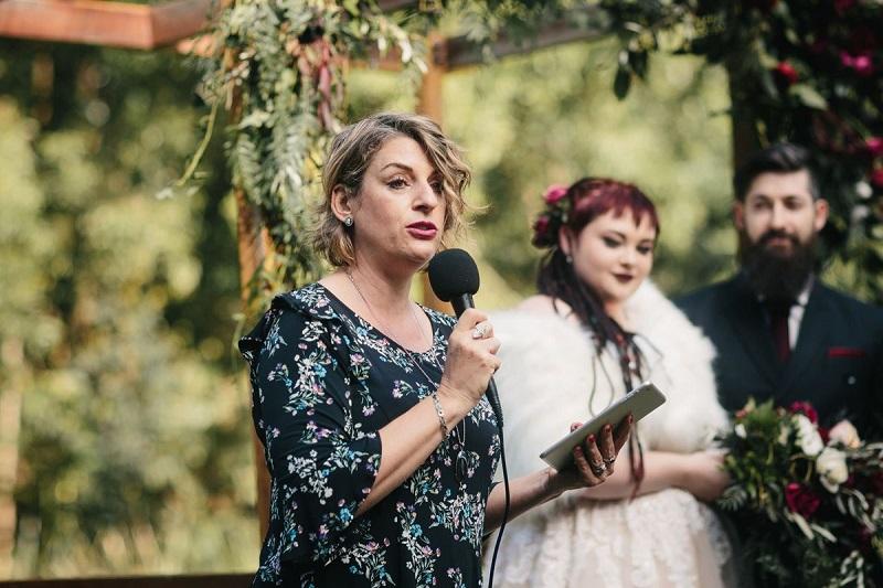 Roxy Hotten marriage celebrant