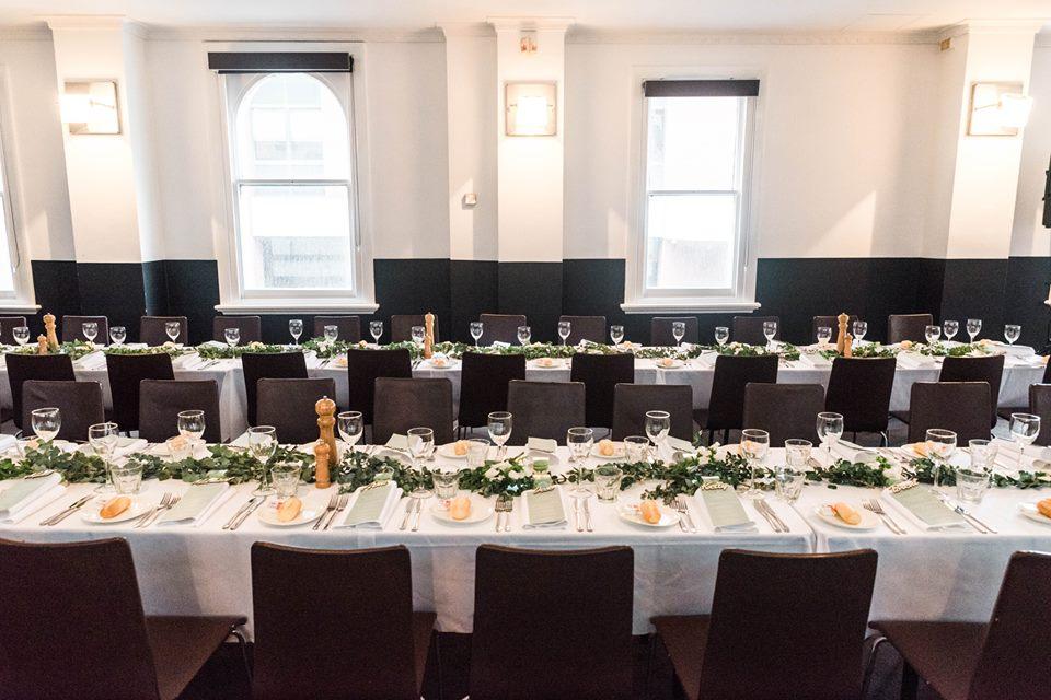 The metropolitan hotel melbourne weddings