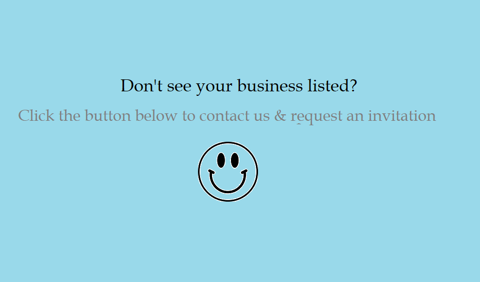 dont see your business listed