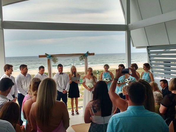 Bilinga Beach Weddings