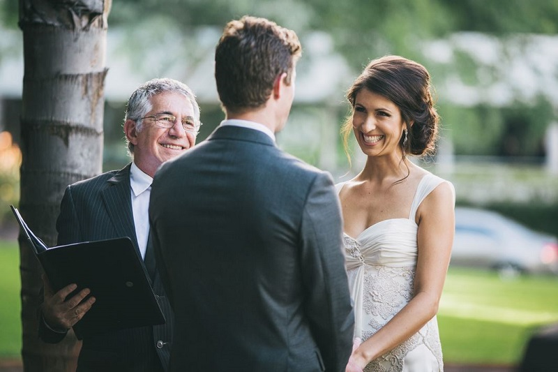 Chris Temov marriage celebrant