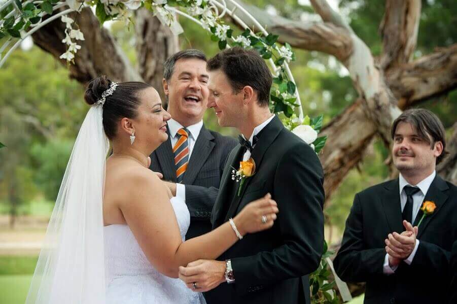 Christopher Steele marriage celebrant adelaide