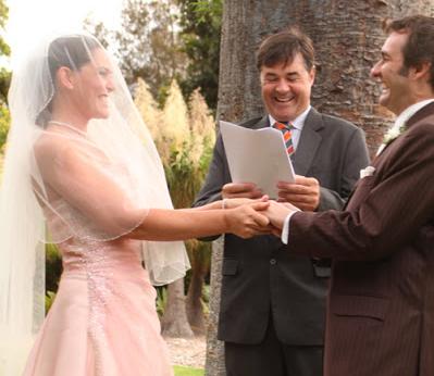 Christopher Steele marriage celebrant