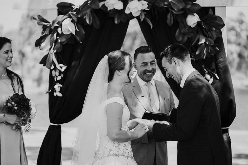 Dru Soltys marriage celebrant