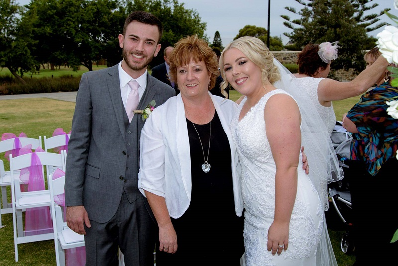 Gay Northcott marriage celebrant