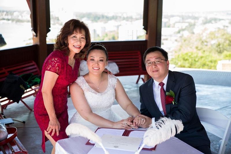 Grace Collins marriage celebrant