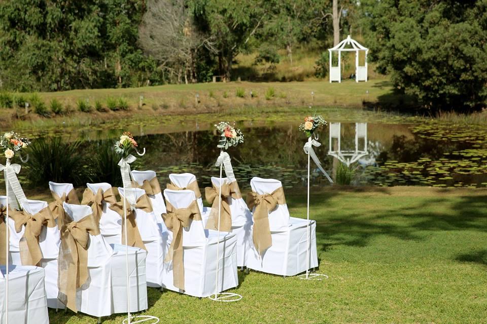 HB Gardens weddings