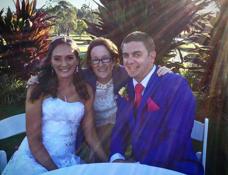 Helen Coghlan marriage celebrant