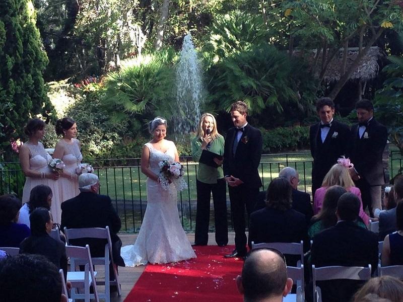 Kate Fenton marriage celebrant