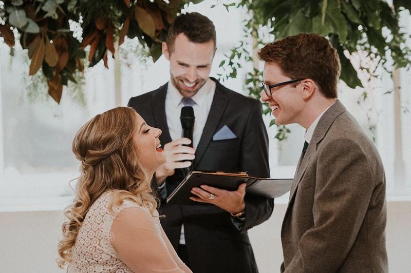 Kirk Samuel Goodsell marriage celebrant