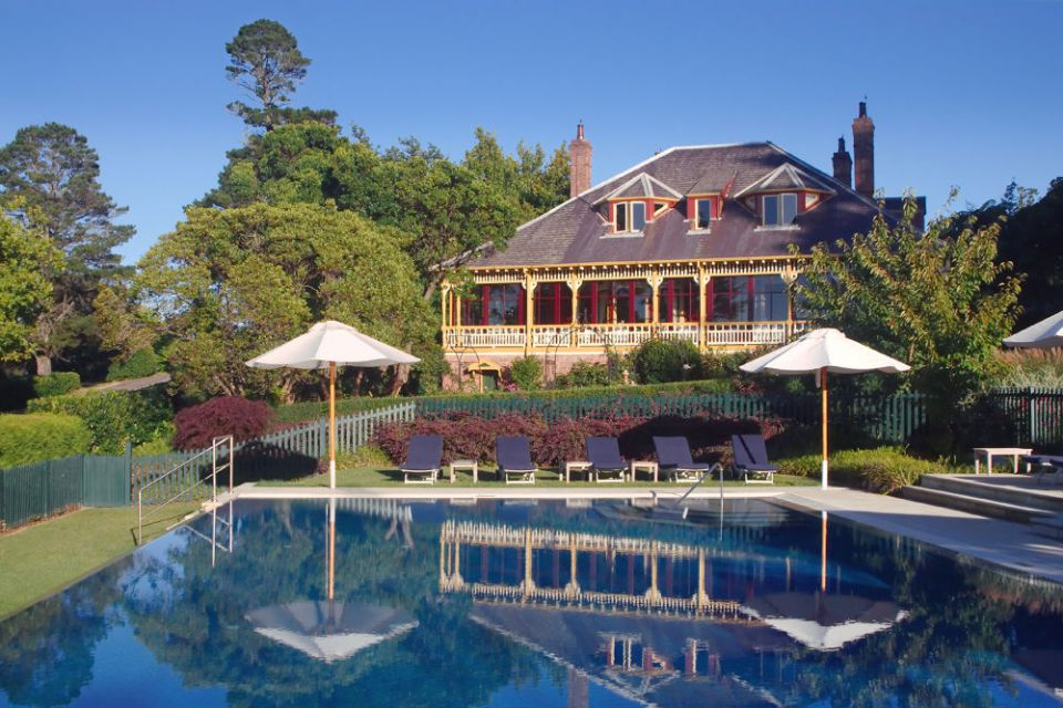 Lilianfels Blue Mountains Resort & Spa Weddings