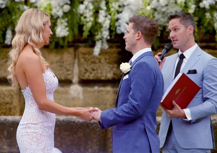 Luke Firth marriage celebrant