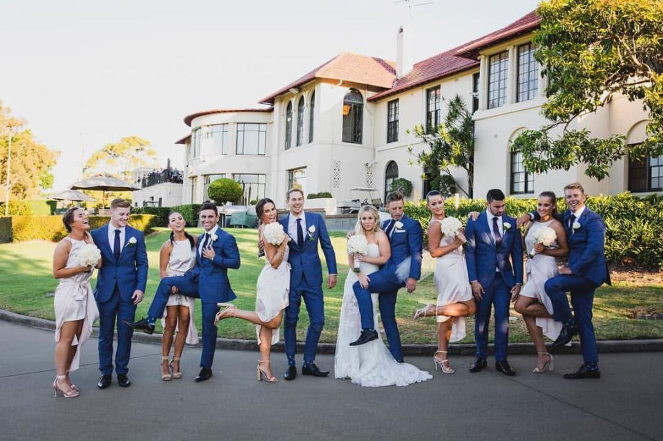 Manly_Golf_Club weddings