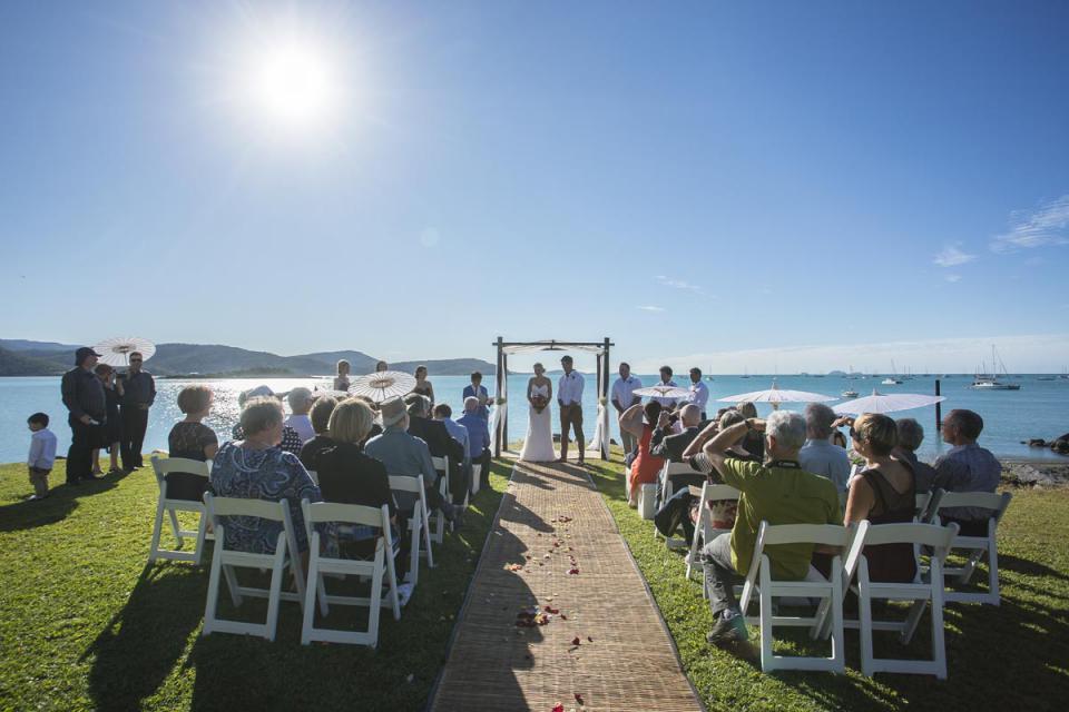 Marine_Club airlie beach weddings