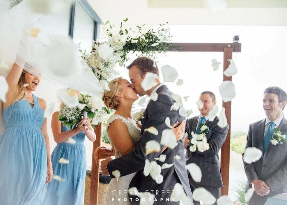 Mona Vale Golf Club weddings