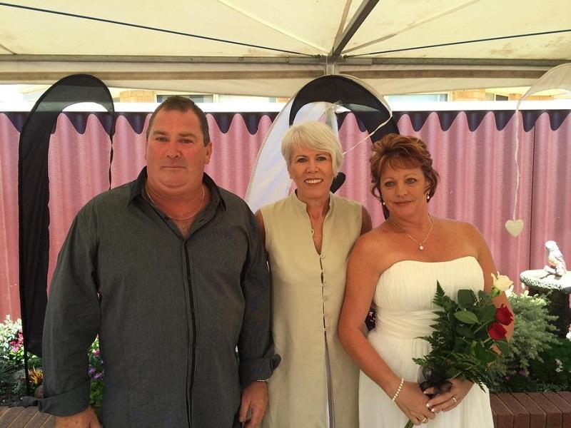 Peta Dale marriage celebrant