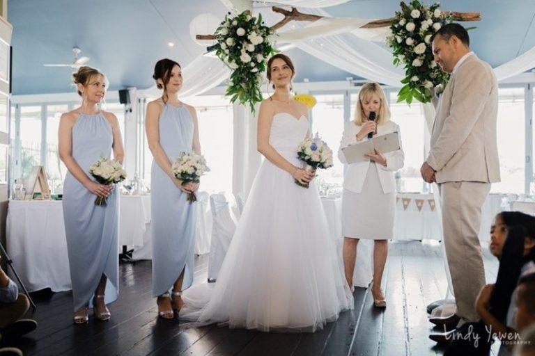 River Deck Restaurant weddings