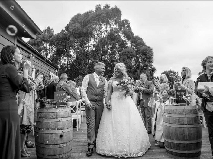 Robertson Inn Rustic Weddings