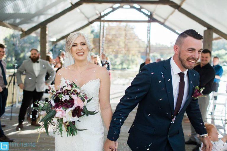 Sandstone Point Hotel weddings